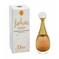Christian Dior J`Adore Gold Supreme Limited Edition