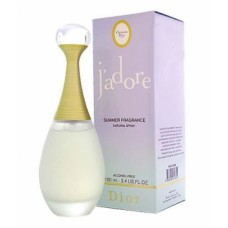 Christian Dior J`Adore Summer Fragrance